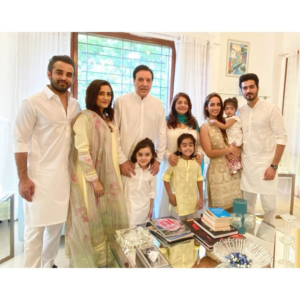 Eid Pictures Of Sabzwari And Sheikh Family 6