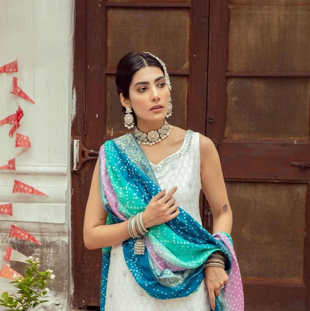 Eman Suleman Looks Fabulous In Latest Shoot 12