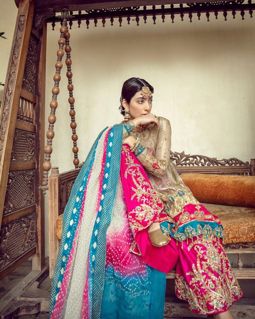 Eman Suleman Looks Fabulous In Latest Shoot 19