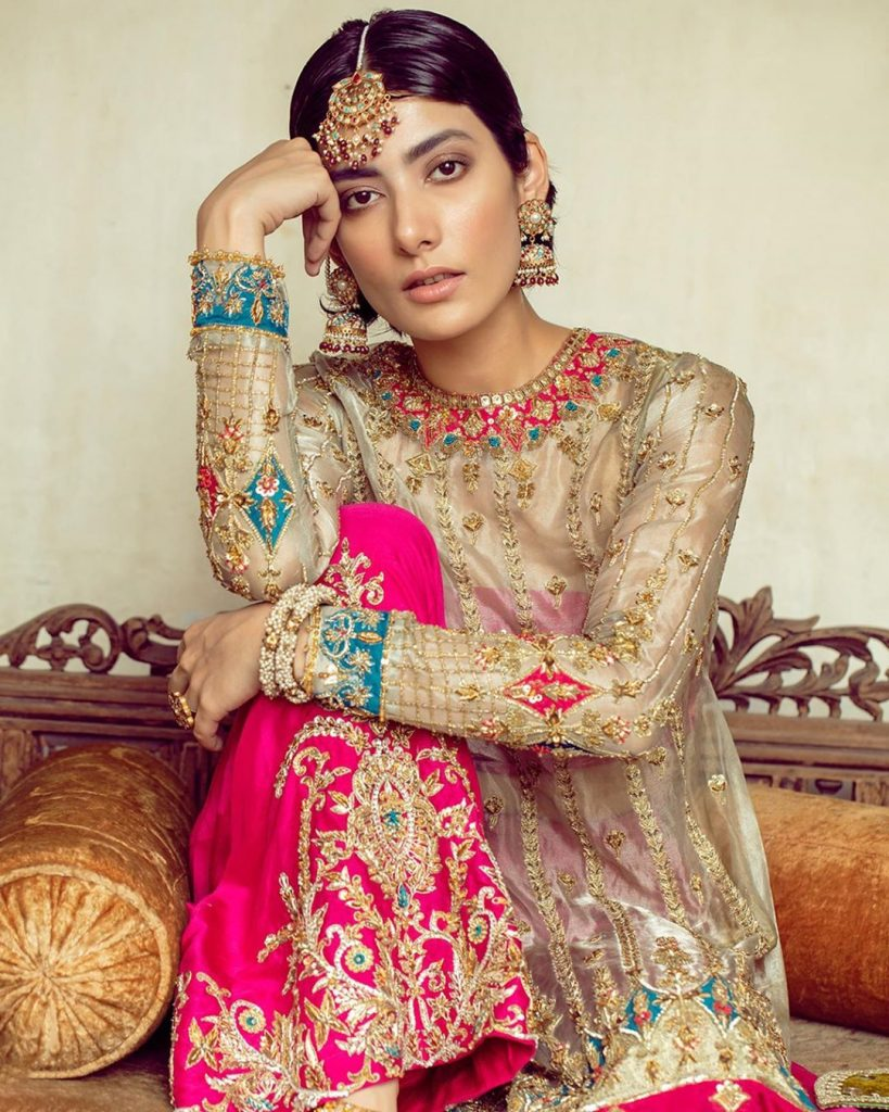 Eman Suleman Looks Fabulous In Latest Shoot 7