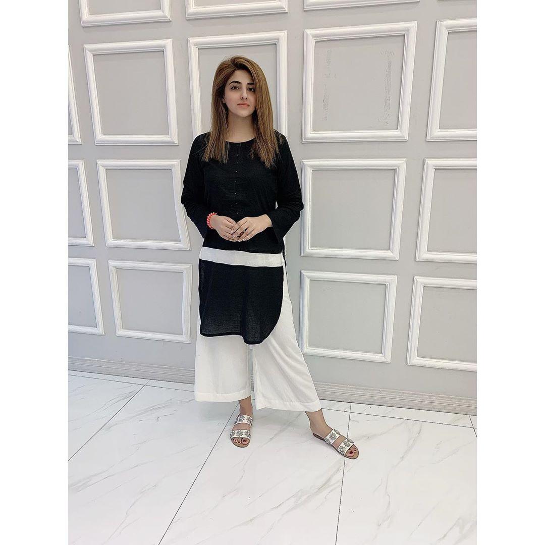 Actress Fatima Sohail Latest Beautiful Pictures