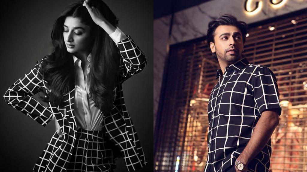 Pakistani Celebrities Rocking Similar Outfits