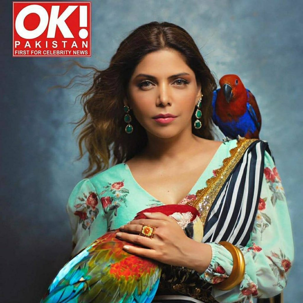 Hadiqa Kiani Looks Fresh In Her Latest Shoot