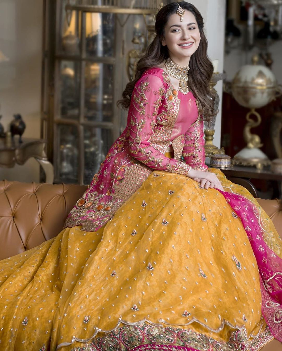 Hania Amir Looks Magnificent In Latest Shoot 5