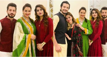 Here Are Happy Pictures Of Saba Faisal With Her Family 67