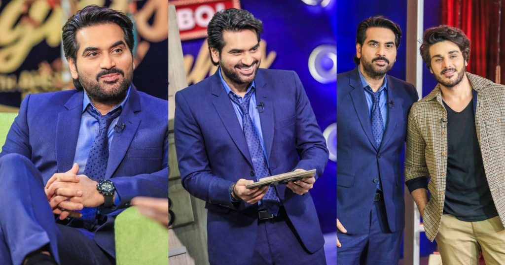 Humayun Saeed Looks Handsome In Latest Pictures
