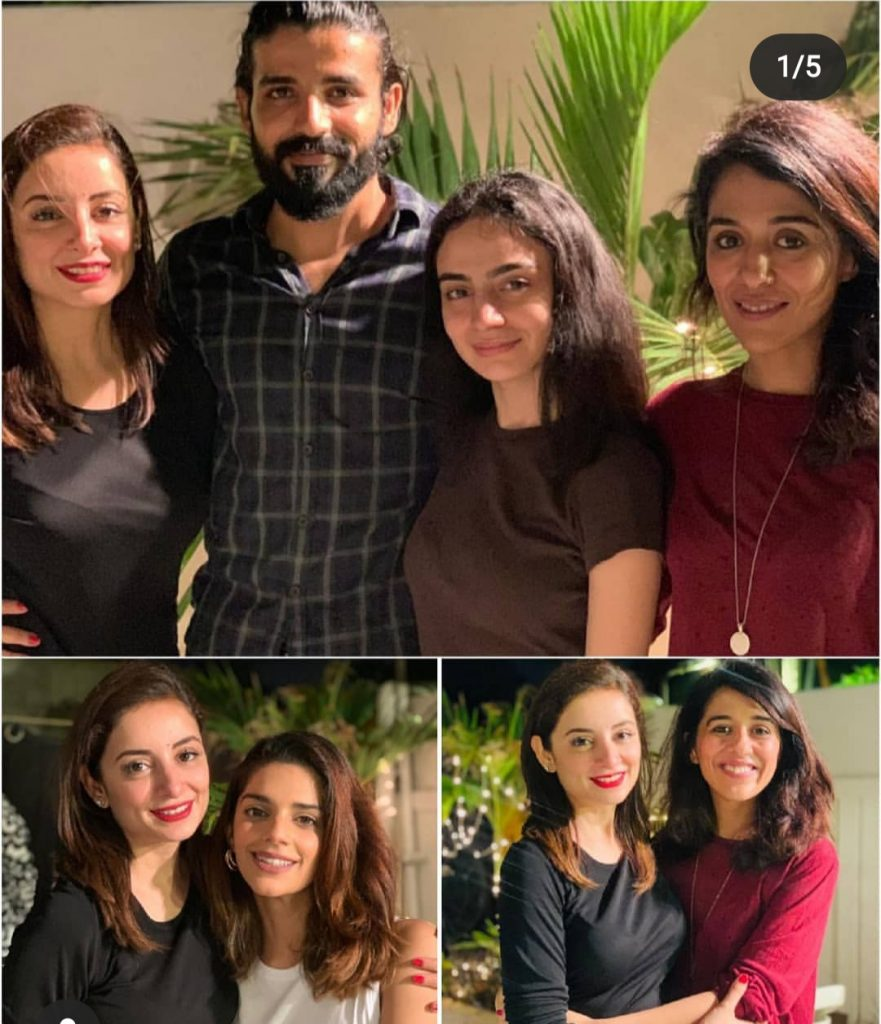 Pictures From Special Screening Of Churails