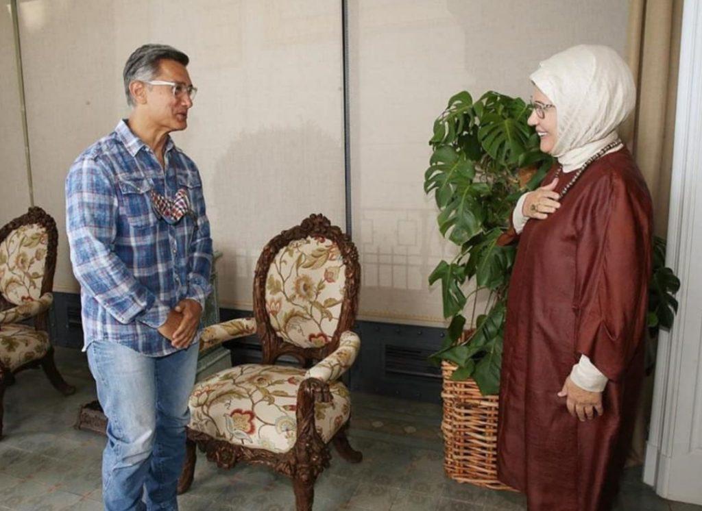 Aamir Khan Met First Lady Of Turkey
