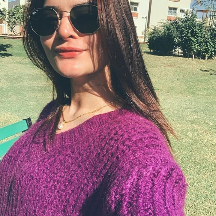 Aiman Khan and Minal Khan in Swat - Latest Pictures