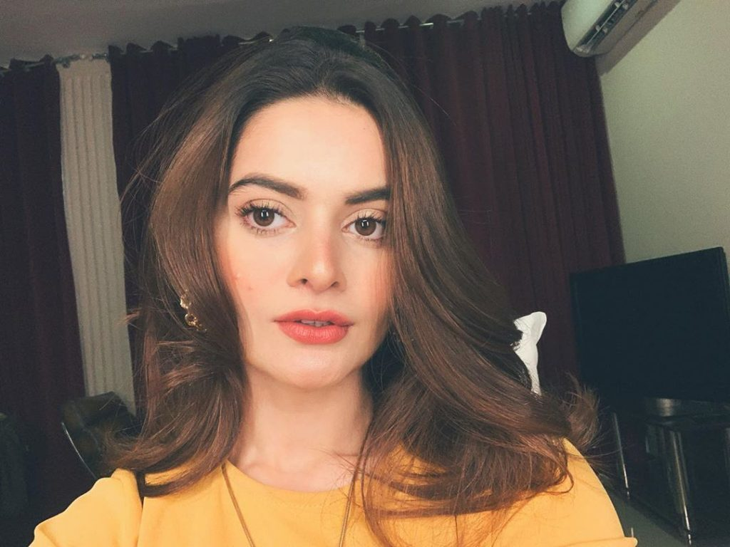 Minal Khan On Receiving Backlash For Sitting Close To Male Model