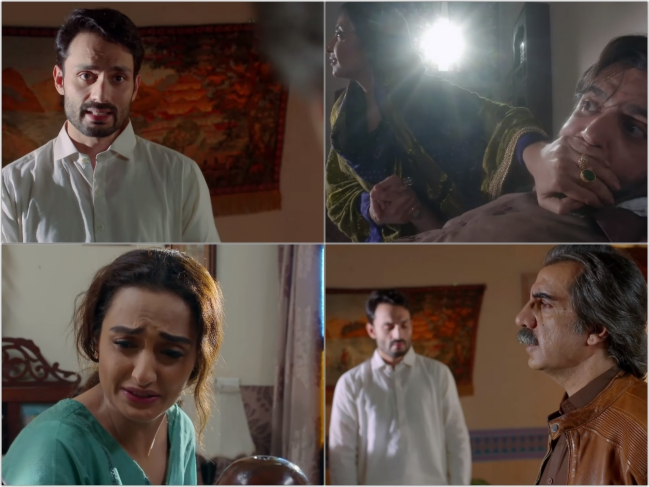 Mushk Episode 3 Story Review - Thrilling & Intriguing