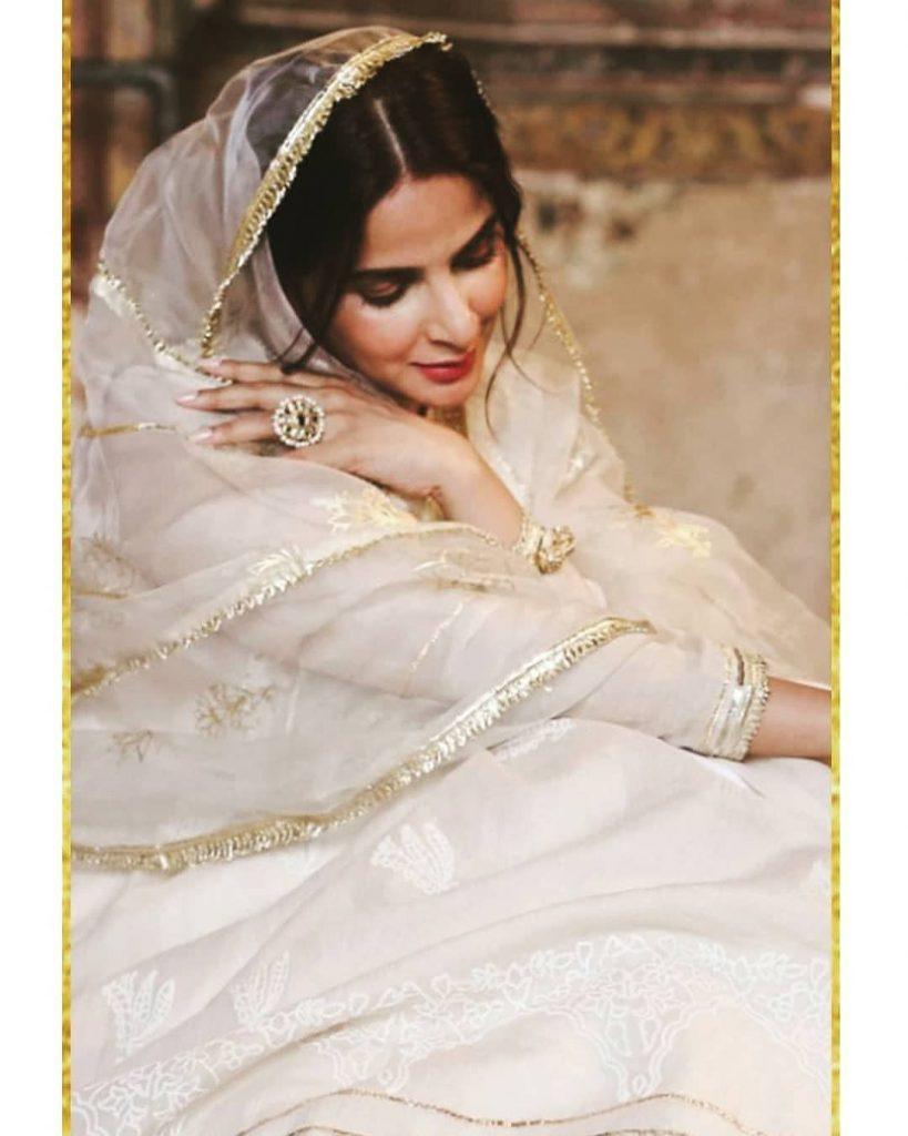 Pictures From Shoot Of Saba Qamar, Bilal Saeed's Upcoming Song