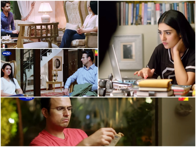 Sabaat Episode 19 Story Review - Marital Problems
