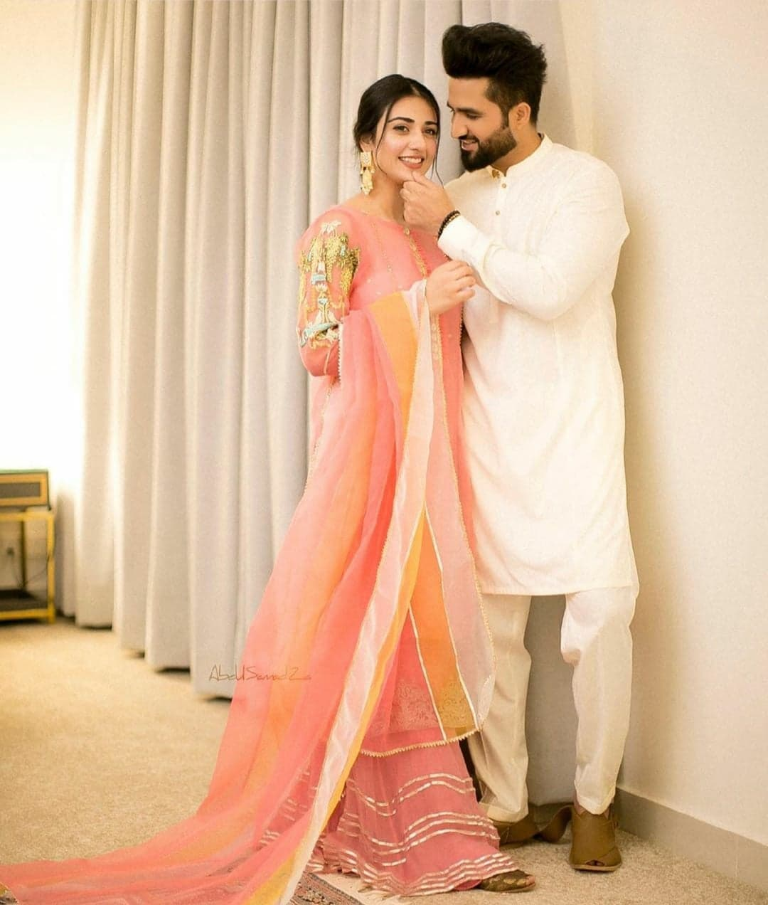 Cute Pictures of Newly Wedded Celebrity Couples