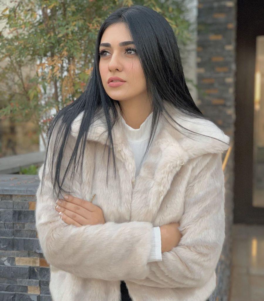 Sarah Khan About Raising Her Children
