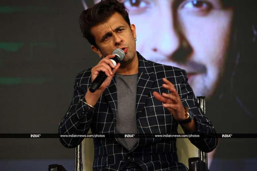 Sonu Nigam Praises Pakistani Song 'Bol Hu'