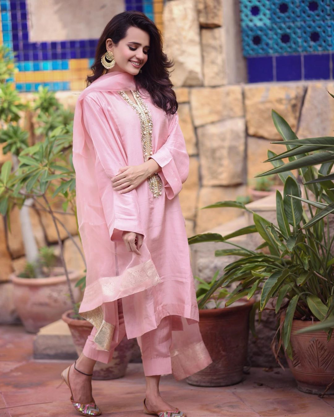 Sumbul Iqbal Latest Beautiful Pictures from her Instagram