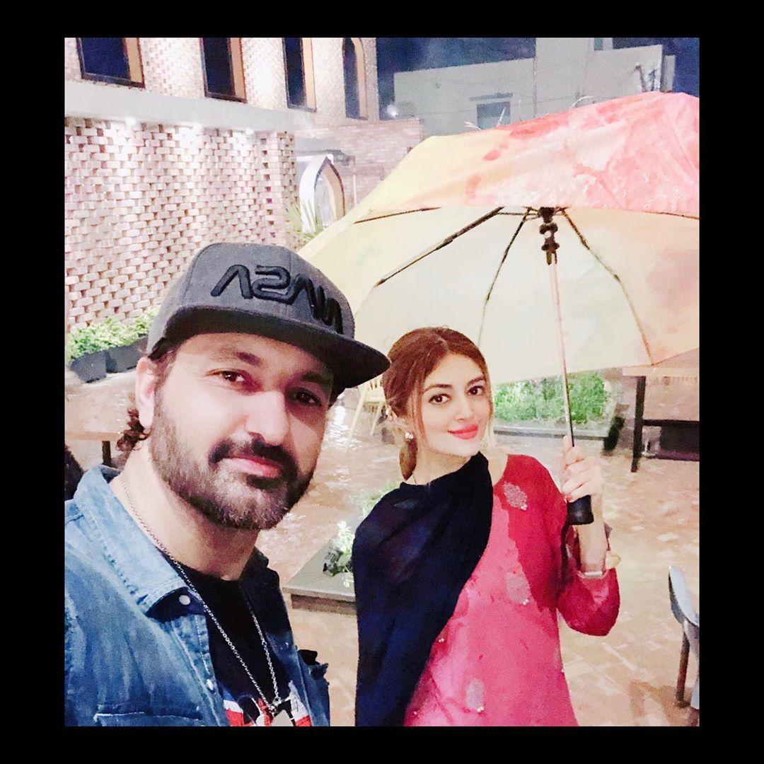 Syed Jibran and Afifa Jibran Son Beautiful Birthday Pictures