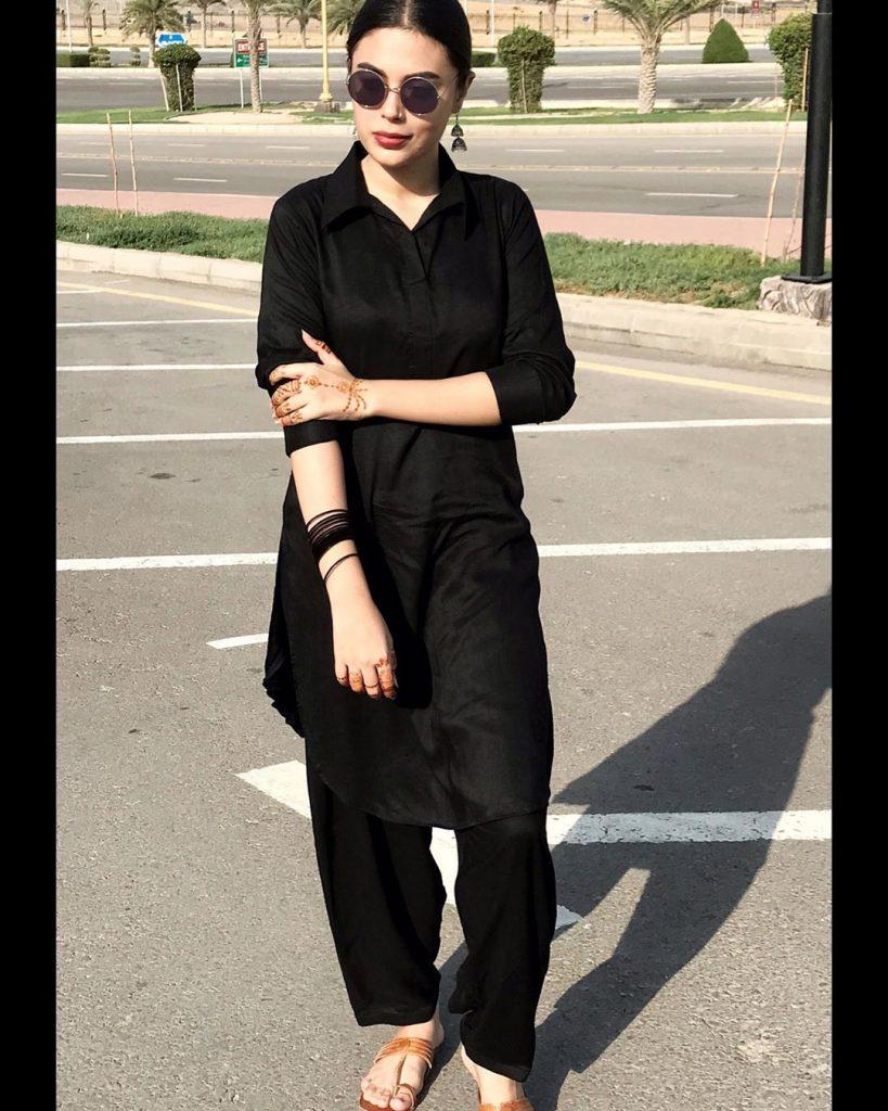 This Girl Hilariously Mimics Sadaf Kanwal