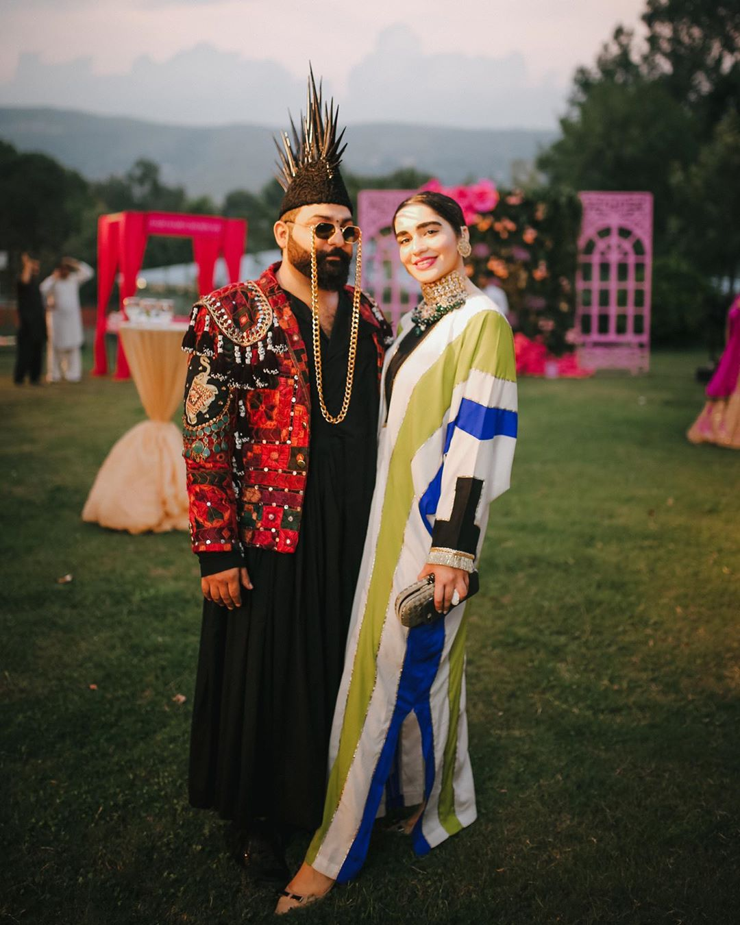 Celebrities Spotted at a Recent Wedding of Common Friend