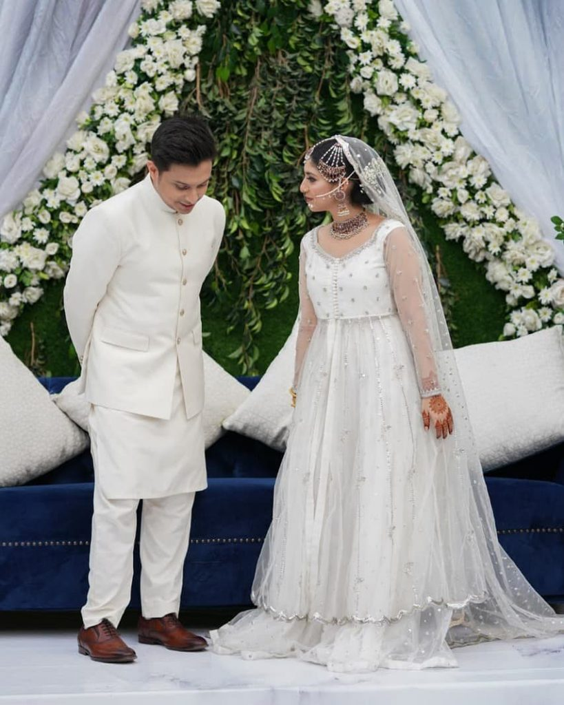 Wedding Pictures Of Sanam Jung's Sister Sonia Jung