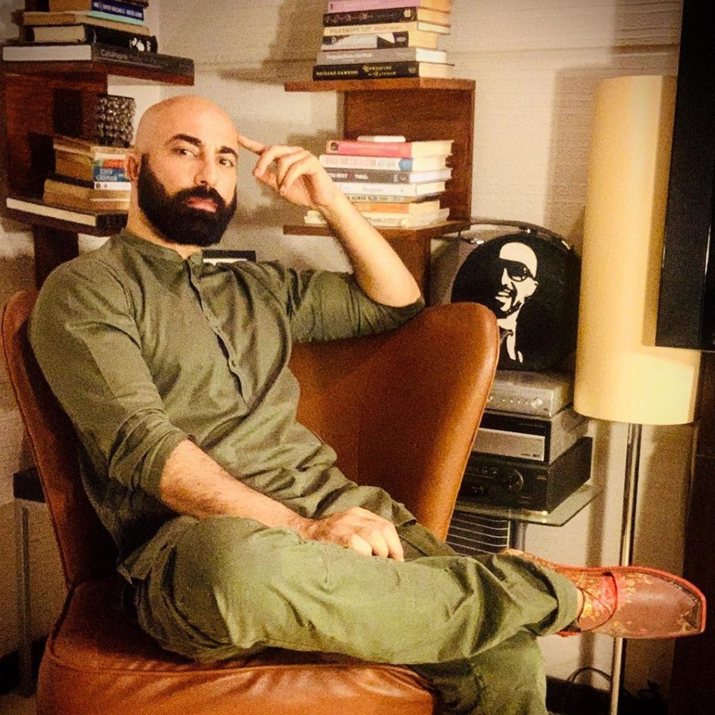 Here's Why HSY Is Making His Debut With Pehli Si Mohabbat