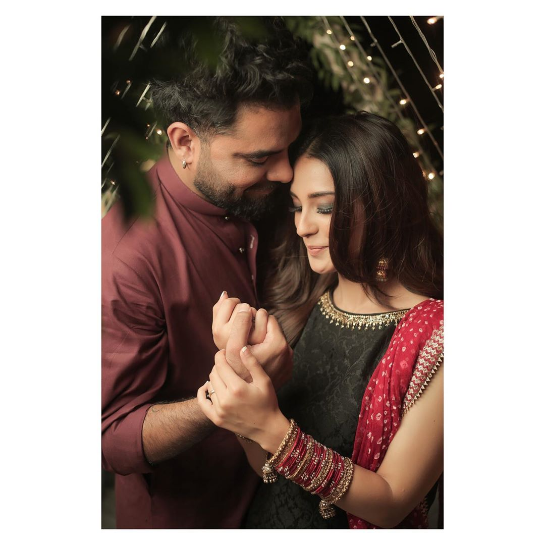 Yasir Hussain and Iqra Aziz Eid Day 2 Pictures