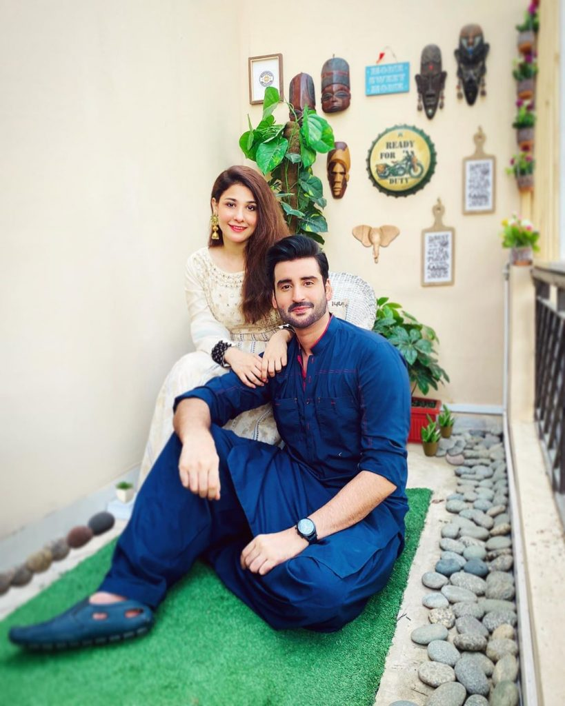 A Peek Into The House of Aagha Ali and Hina Altaf