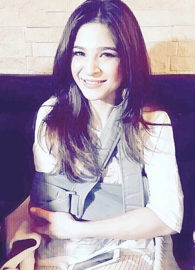 Ayesha Omer Faced Severe Injuries After A Car Accident