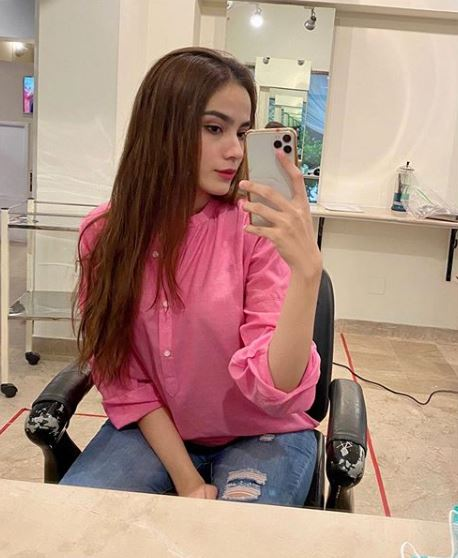 Alyzeh Gabol Donated Her Hair For A Good Cause