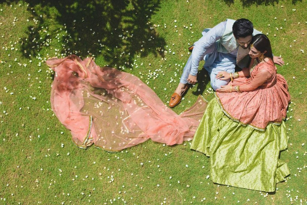 Sensational Photo Collection of Danish Taimoor and Ayeza Khan