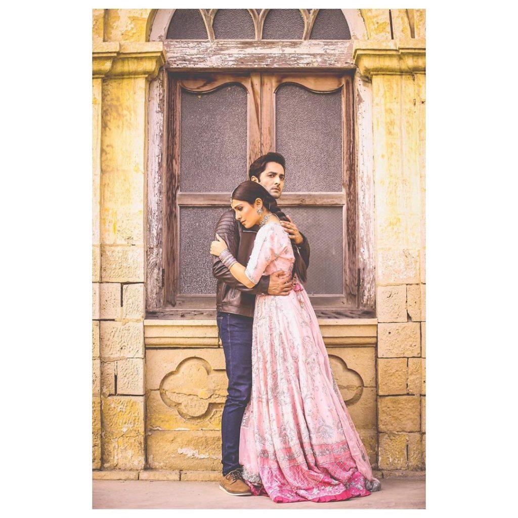 Ayeza Khan Will Do Her First Movie With Husband Danish Taimoor