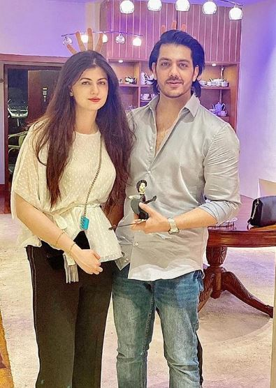 Star Studded Birthday Of Gohar Mumtaz