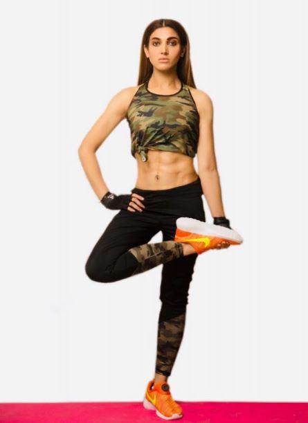 Sana Fakhar Reveals Some Weight Loss Secrets