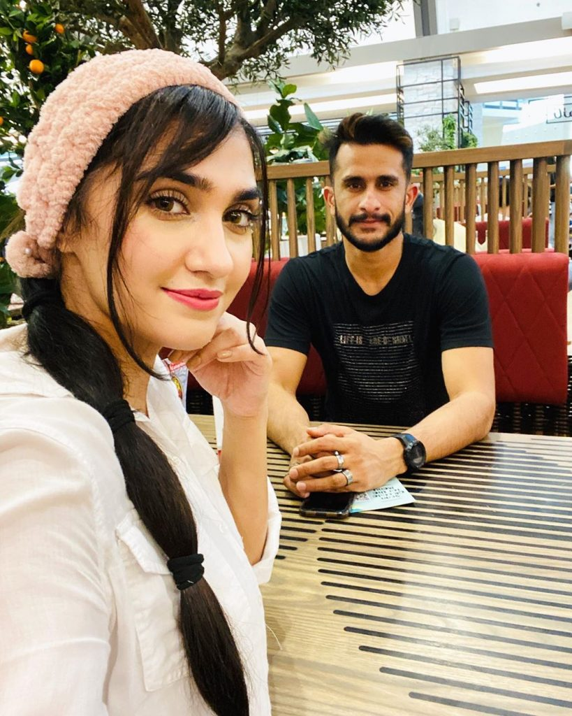 Cricketer Hassan Ali And Wife Adorable Tik Tok Video