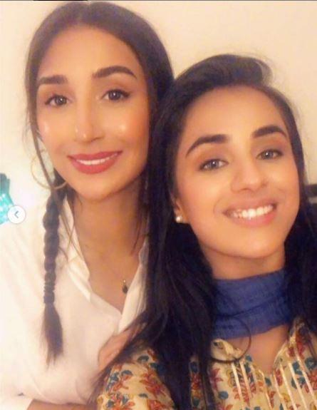 Hira Tareen Had A Wonderful Birthday Weekend