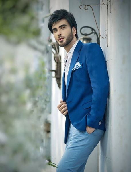 Imran Abbas Made The Instagram Account Of Ayeza Khan