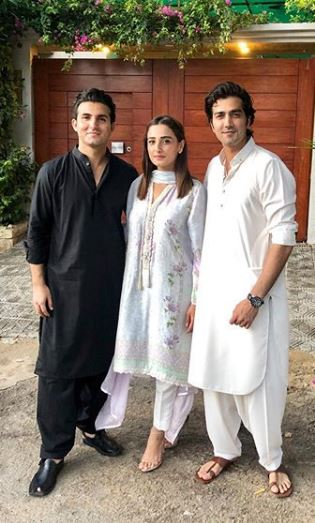 Momal Sheikh Blessed With A Baby Girl