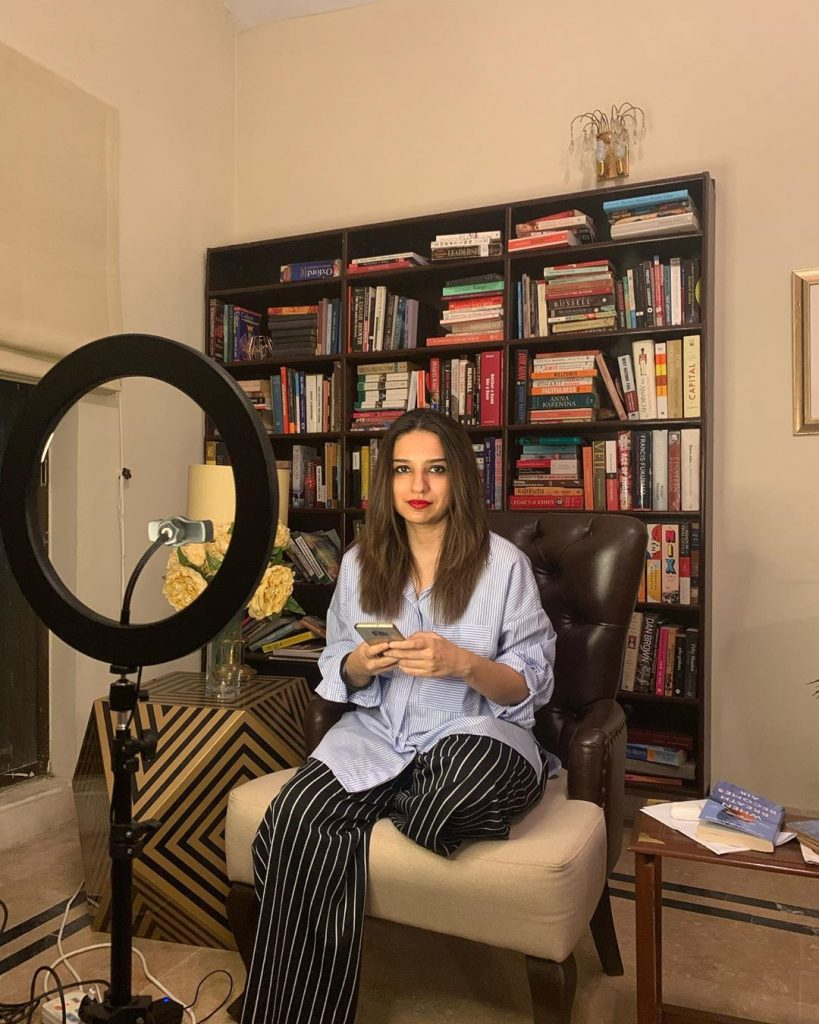 A Peek into The Lovely House of Maria Memon