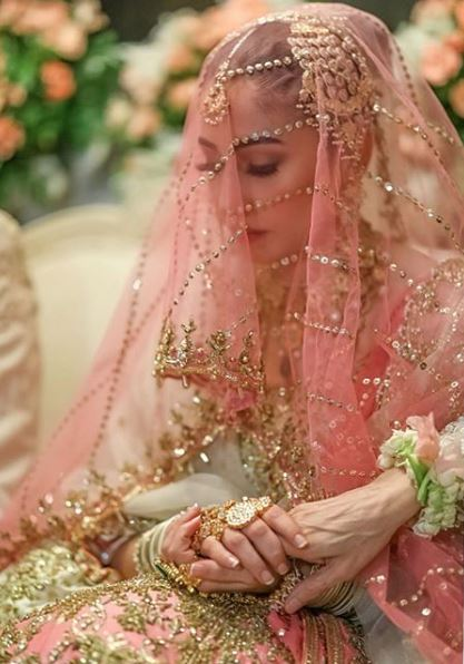 Immense Love From Celebrities And Hania Amir As Made Of Honour At The Wedding of Mavi Kayani