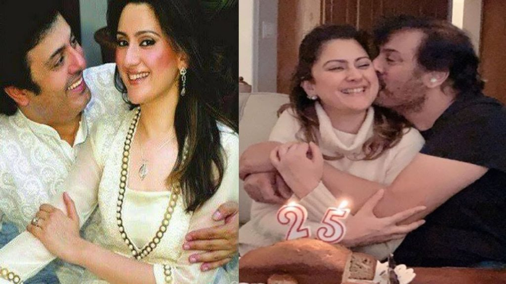 Pakistani Celebrities Who Love Their Wives A Lot