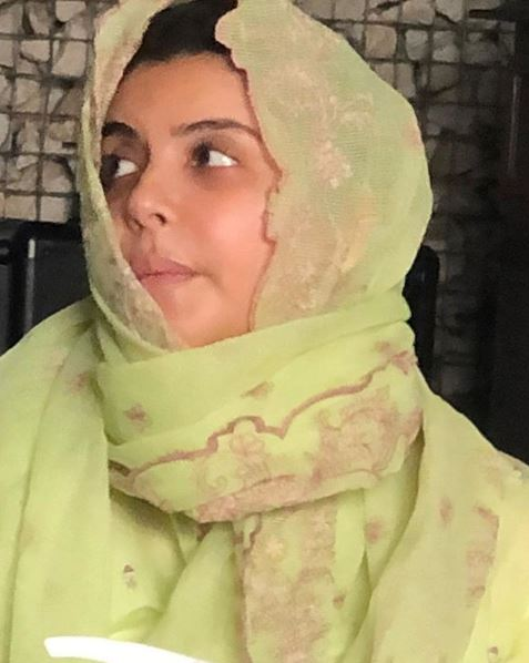 Nida Yasir Recently Uploaded A Picture Without Makeup