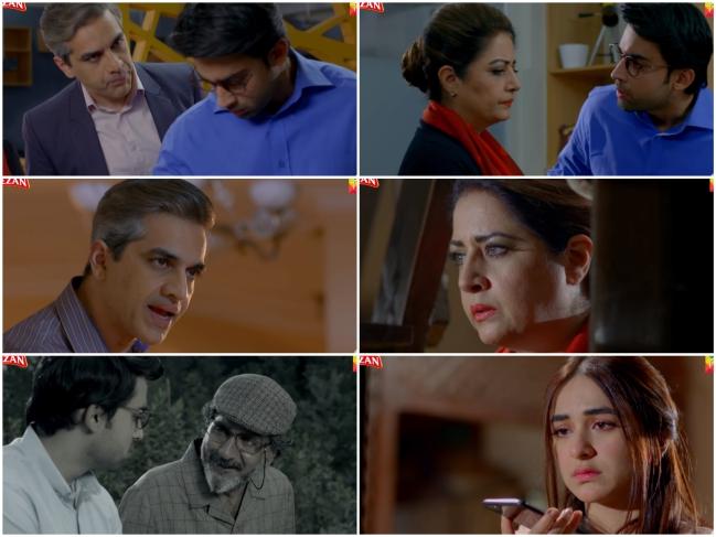 Pyar Ke Sadqay Episode 29 Story Review - Mansoora In Action