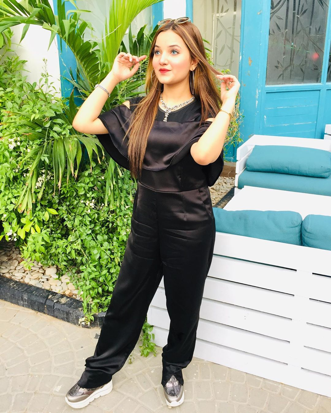 Rabeeca Khan Daughter of Actor Kashif Khan Beautiful Pictures