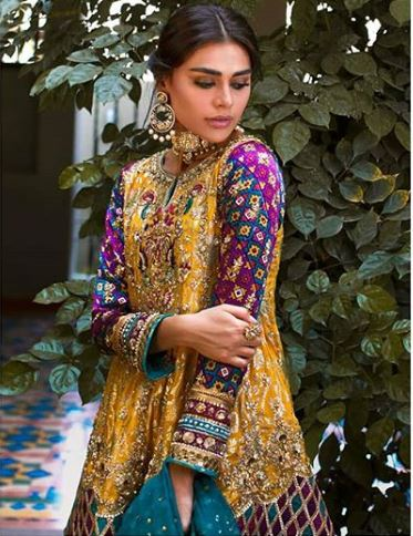 Latest Shoot For Sana Abbas Featuring Sadaf Kanwal