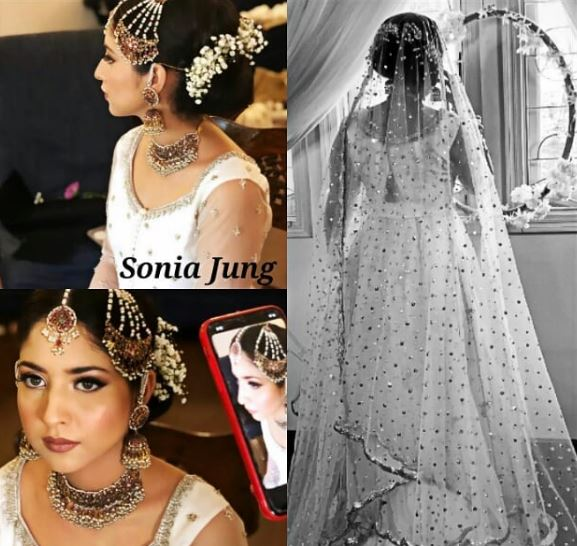 Barat Function Of Sonia Jung Sister Of Famous TV Host And Actress Sanam Jung