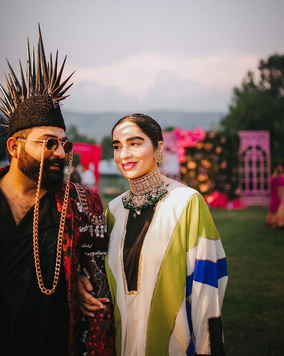 Urwa Hocane and Farhan Saeed Clicks From Friends Wedding
