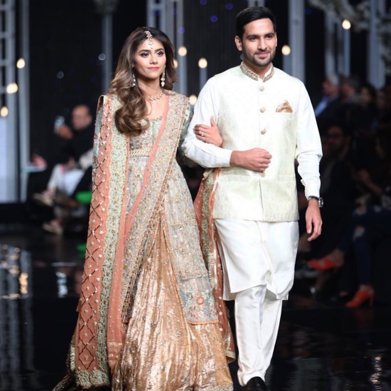 Reviving Pictures of Zaid AliT and Yumna That Depict Love