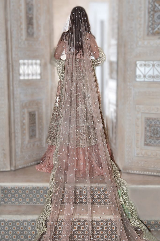 Kinza Hashmi Latest Shoot For Nikkah Collection