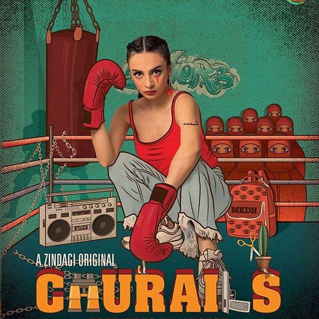 Churails Cast Shoot For Fashion Magazine